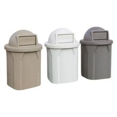 Heavy-Duty Round Receptacles