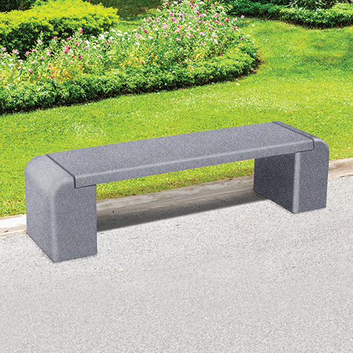 Bayside Concrete Bench